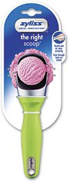 Zyliss Lime Green The Right Ice Cream Scoop - Zyliss Green