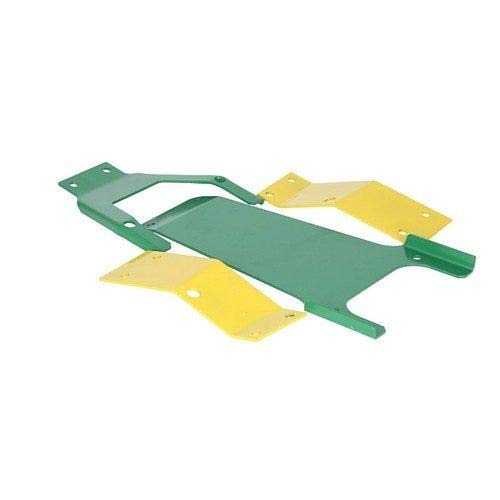Seat Brackets 4 Piece Set Yellow//Green fits John Deere 3020 4230 4000 4430 4020