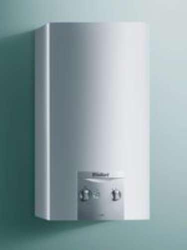 Vaillant green plus - Calentador turbomag es 14-2/0e gas butano clase de eficiencia energetica ...