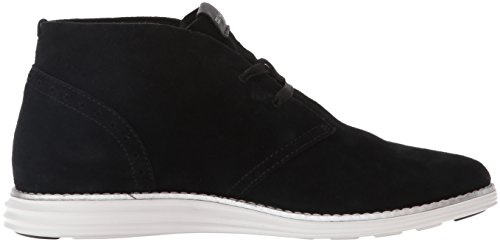 Chukka White Original Bootie Cole Grand Suede Women's Optic Black Ankle Haan 7qxFB4TFwI
