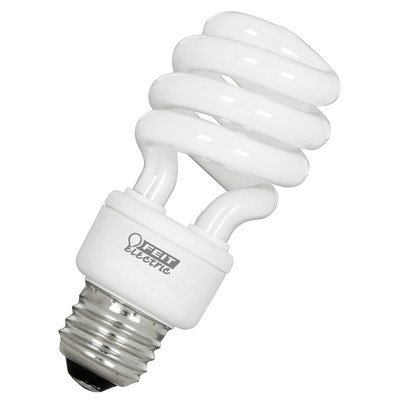 CFL Spiral Bulb (Pack of 4)