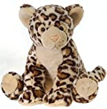 Sitting Snow Leopard 12