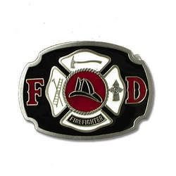 Firefighter Belt Buckle (Great American Products Firefighter Belt Buckle)