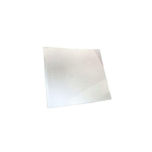 """Pitco PP10613 HD 18.5"""" x 20.5"""" Envelope Filter Paper - 100 / CS"""