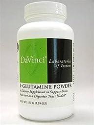 DaVinci Laboratories L-Glutamine Powder 5.29 oz (150 grams) Pwdr