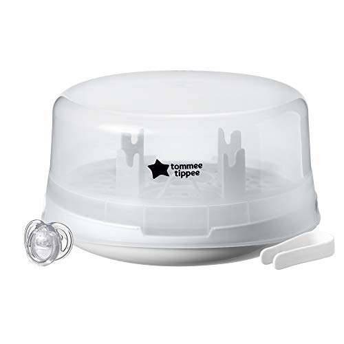 Tommee Tippee CTN Microwave Steam Steriliser - GEN 2 Compact Design