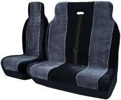 VAUXHALL VIVARO MINIBUS 9 SEATER LUXURY VELOUR HEAVY DUTY VAN SEAT COVERS 2+1