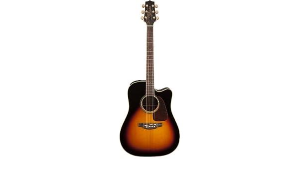 TAKAMINE G Serie gd71ce Dreadnought Cutaway Guitarra ...