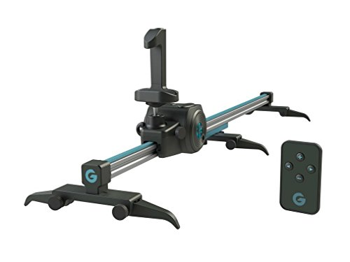 Grip Gear's Movie Maker 2 Set - Electronic Slider & 360° Panoramic Time Lapse System by Grip Gear