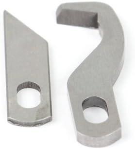 Overlock Juego de cuchillo (1 x superior und1 X Cuchilla inferior ...