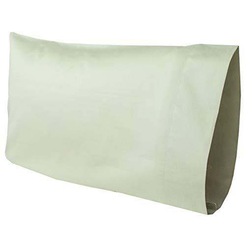14x21 Pillowcase Child/Toddler 100% cotton pillowcase Color: Sage Green