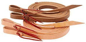 (Weaver Leather Pony Split Reins Horse Western Tack Show)
