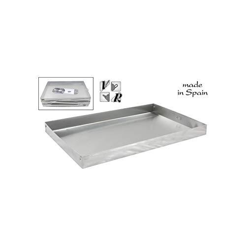 VANVIGAN - Rustidera Horno Aluminio Vanvigan 42X28,5 Cm: Amazon.es ...