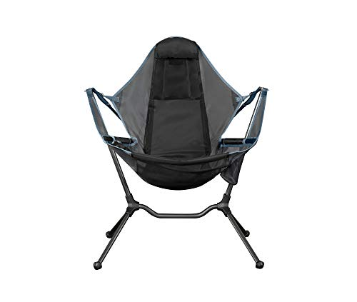 Nemo Stargaze Recliner Luxury Camp Chair, Twilight/Smoke