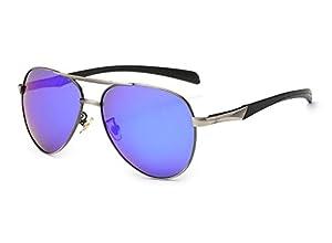 Arctic Star® classic Aviator sunglasses polarizer driving mirror