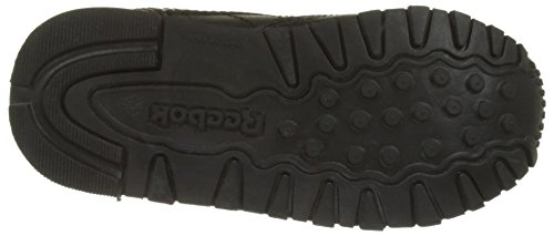 Reebok Classic Leather, Zapatillas de Trail Running para Niños Negro (Black / 1)