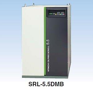 日立 コンプレッサー SRL-5.5DMP6 オイルフリースクロール圧縮機 B01KN99OTA
