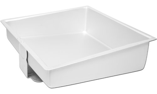 Fat Daddio's Mad Dadder 14-Inch Square Aluminum Cake Pan by Fat Daddios (Image #1)