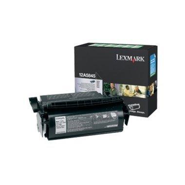 Lexmark T 610 Series (12A5845) - original - Toner black - 25.000 Pages
