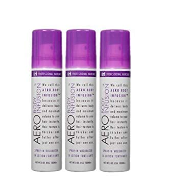 Tri Aero Body Infusion Travel Size Pack of 3 by TRI