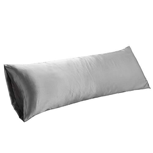 Bedsure Body Pillow Cover Grey 20