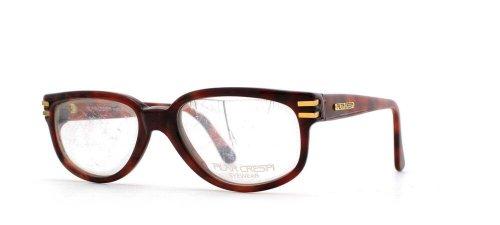Pilar Crespi - Monture de lunettes - Femme Rouge Rouge