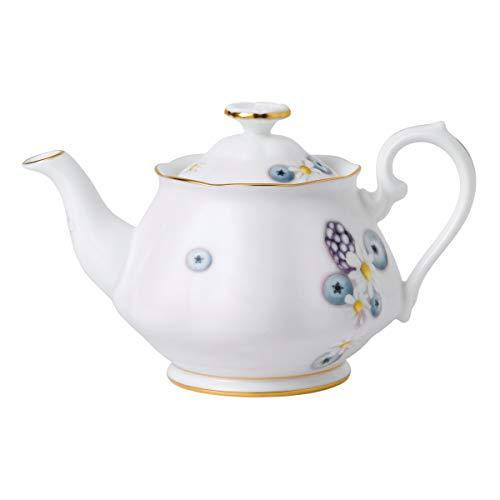 Royal Albert Alpha Foodie Mini Teapot Pink