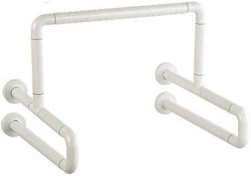 トイレ便器手すり、抗菌ナイロンサポートバーホテル公衆トイレ高齢者無効便器ハンドル