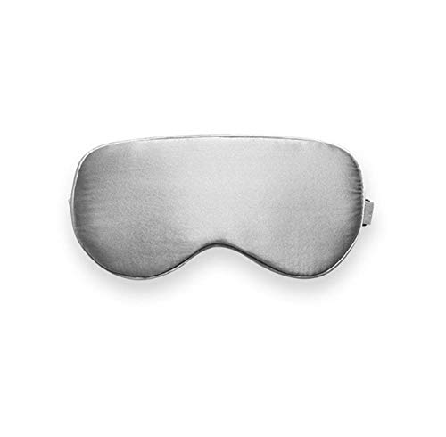 ZXWCYJ USB Steam Eye Mask, Adjustable Temperature Control Electric Heated Eye Mask to Relieve Eye Stress, Warm Therapeutic Treatment for Dry Eye, Blepharitis, Styes,Cassia