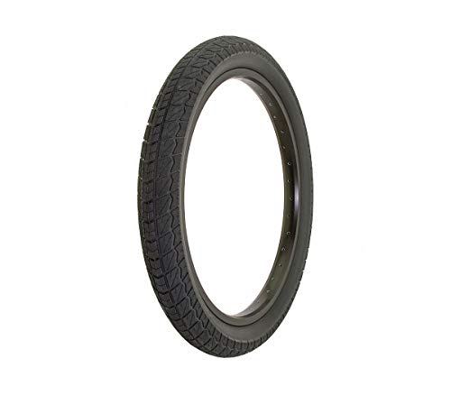 "Alta Bicycle Tire Duro 20"" x 2.40"" Black Tire Rigid Cross Thread Style"