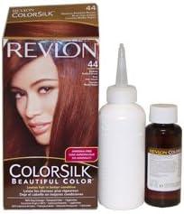 Revlon tinte Colorsilk 44 Med Red Brown: Amazon.es: Belleza