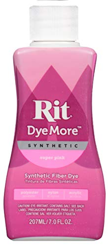 - Rit DyeMore Advanced Liquid Dye for Polyester, Acrylic, Acetate, Nylon and More