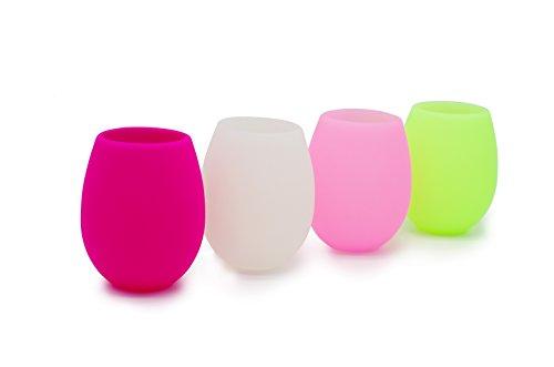 silicone wine glasses - 3