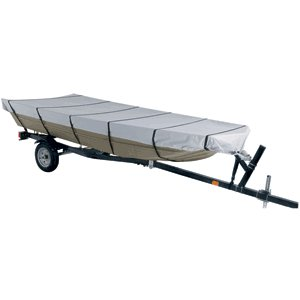 """New DALLAS MANUFACTURING COMPANY - DMC 300D JON BOAT COVER MODEL B 14' 70"""" BEAM WIDTH - (Type of Product:Boating-Boat covers-Other covers) - New"""