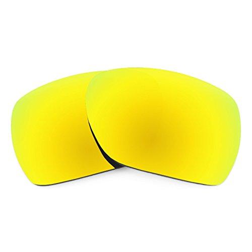 Revant Lenses for Oakley Deviation Polarized 24K Gold