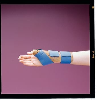 AliMed Freedom Thumb Spica Splints, Left Size: S/M