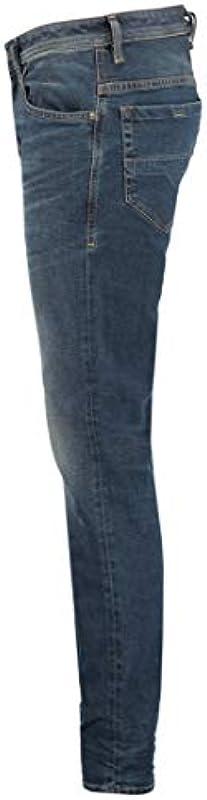 Diesel męskie dżinsy Thommer 084AU Slim Skinny Fit: Odzież