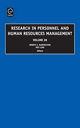 Research in Personnel and Human Resources Management: 28