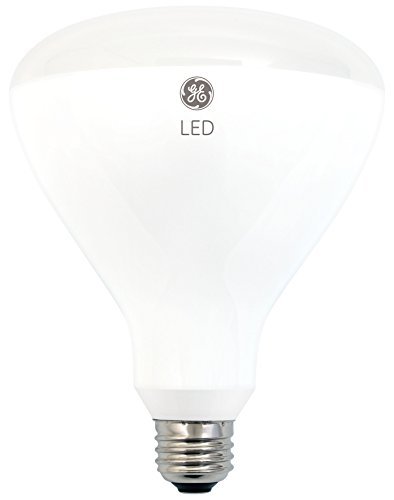 GE Lighting 89941 Energy-Smart  LED 13-watt (85-watt replacement), 1070-Lumen BR40 Bulb with Medium Base, Soft White, 1-Pack