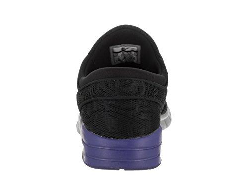 Nike Stefan Janoski Max Mens Sneakers Notte Nero / Bianco-profonda