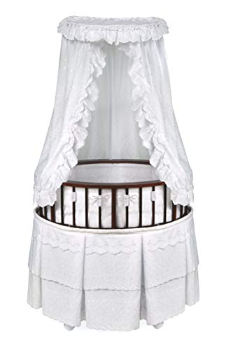 Elite Oval Wooden Baby