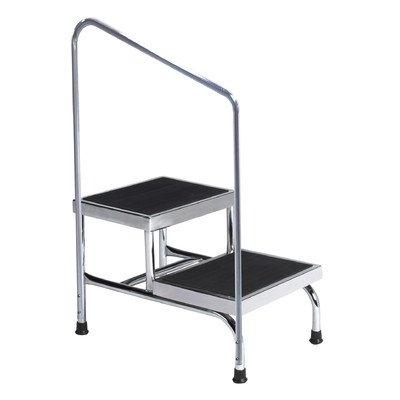 Enjoyable Amazon Com 2 Step Steel Step Stool With 600 Lb Load Short Links Chair Design For Home Short Linksinfo