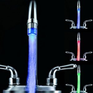 Resultado de imagen de color changing led faucet amazon