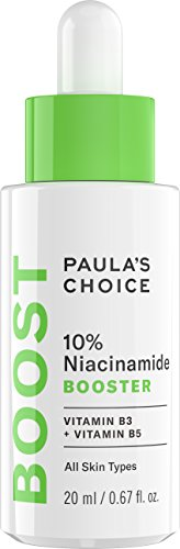 Paula's Choice BOOST 10% Niacinamide Booster | Vitamin B3, Vitamin C & Licorice Extract Serum | Pore Minimizer | 0.67 Ounce