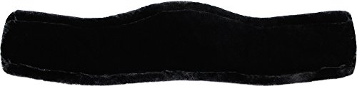 (ECP Faux Shearling Contoured Girth Protection Cover   Sheepskin Alternative   Helps Prevent Gall Sores Chafes)