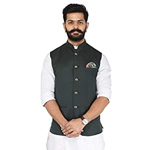 Amogue Mens Nehru jacket