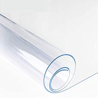 Bove PVC Crystal Clear Desk Protector Pad Pad Protector de Mesa de ...