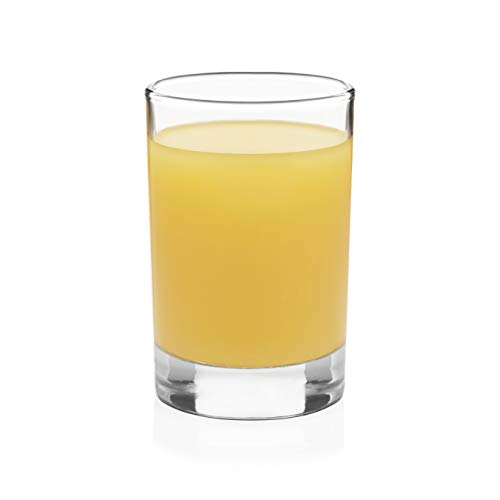 Libbey Heavy Base Juice Glasses, Set of 8