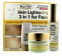 - Nur76 3 in 1 skin lightening advanced by Nur76
