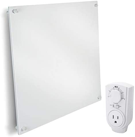 EconoHome Wall Mount Space Heater Panel